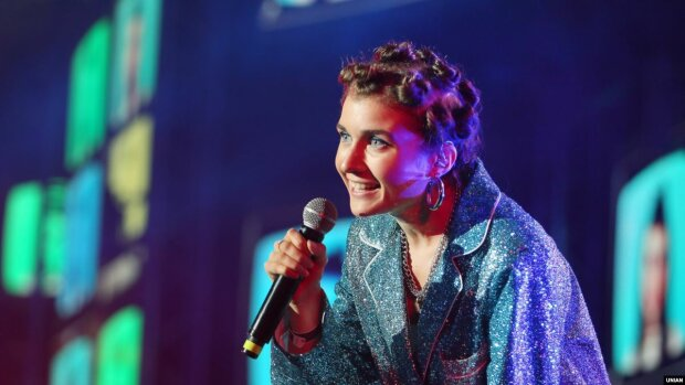 певица Jerry Heil, фото: Униан