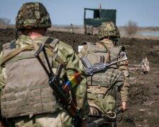 украинские военные, фото: Донбасс Times
