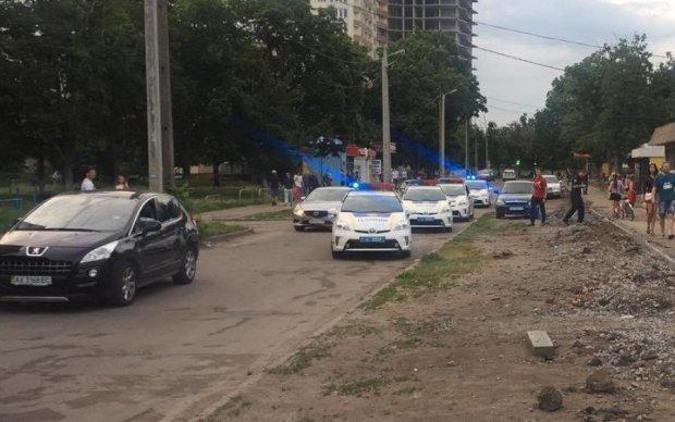Кровавая стрельба в Харькове: шокирующие кадры