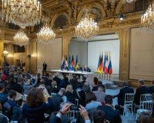 Нормандская четверка, фото: Офис Президента