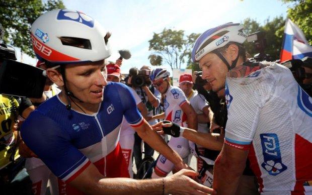 Тур де Франс: чемпіон Франції виграв четвертий етап