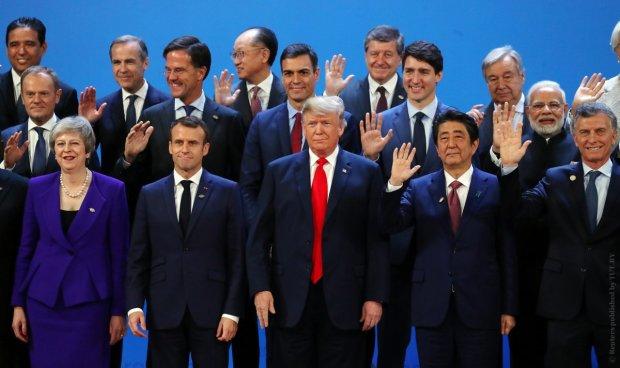 Лидеры G20 определились с будущим мира