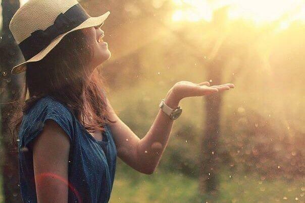 счастье быть собой, фото из открытых источников