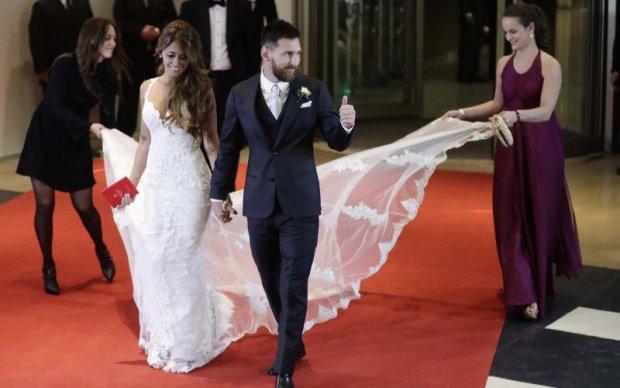 Найважливіший контракт: Як пройшло весілля Ліонеля Мессі