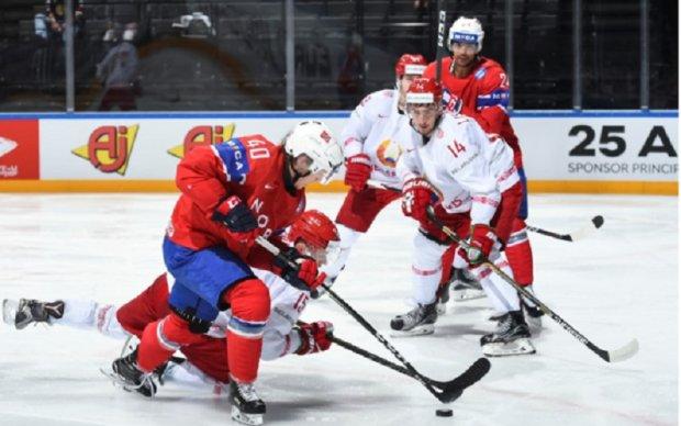 Білорусь - Норвегія 4:3 Відео найкращих моментів матчу ЧС-2017 з хокею