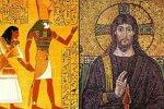 Осіріс та Ісус Христос, скріншот: YouTube