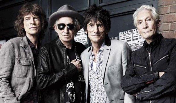 The Rolling Stones показали, как готовят новый альбом