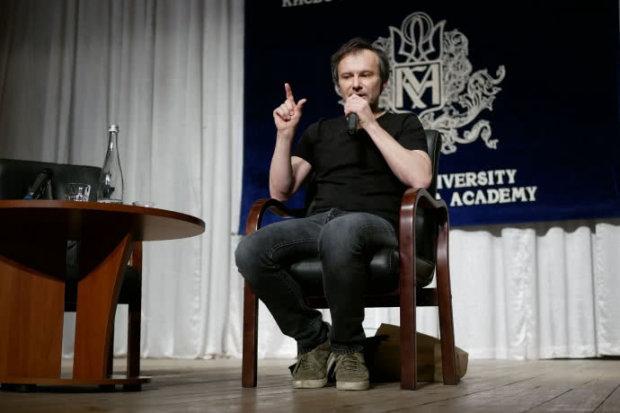 Святослав Вакарчук идет в президенты