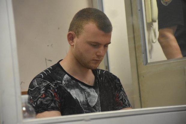 Микола Тарасов у суді