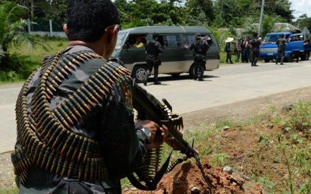 Влада помирилася з філіппінськими повстанцями
