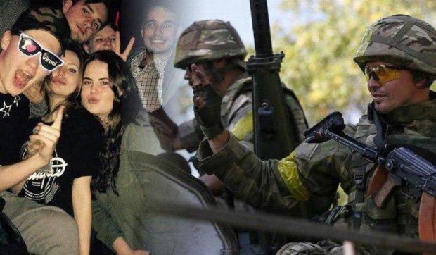Чем живут дети политиков, когда в стране война