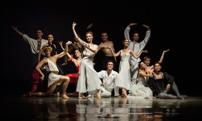 BALLET OPEN SPACE: Полякова, Осадчая, Жидков, Макацария, Таяна и другие на закрытии фестиваля