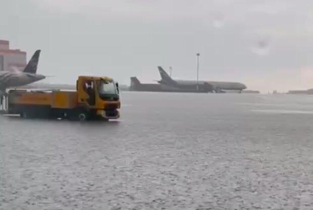 """Аэропорт """"Шереметьево"""", кадр из видео"""