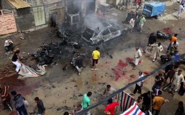 Очередной теракт в Ираке: десятки трупов