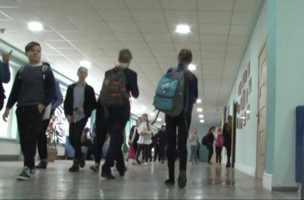 Школьники, фото: 5 канал