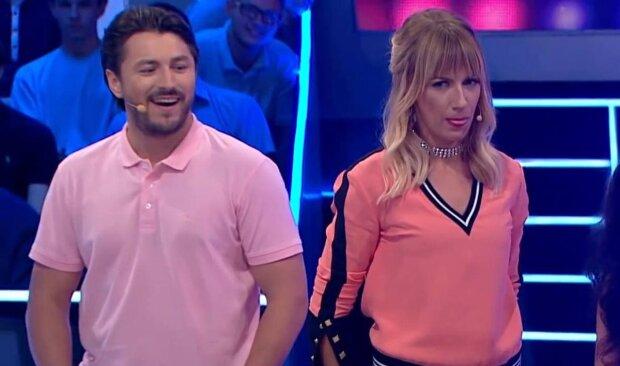 Сергей Притула и Леся Никитюк / скриншот из видео