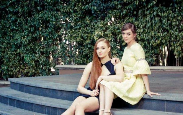 """Игра престолов: музыкант стал """"яблоком раздора"""" между сестрами Старк"""