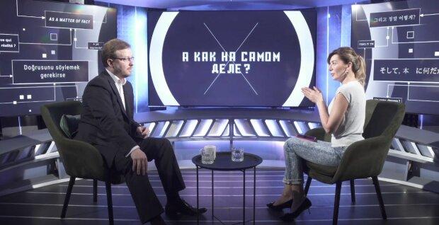 Толкачов заявив, що в майбутньому держави стануть непотрібними