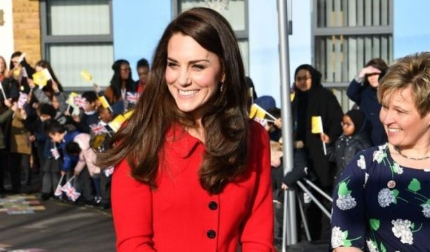 Кейт Міддлтон заворожила лондонську публіку яскравим образом