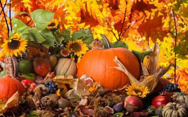 Найкорисніші продукти вересня