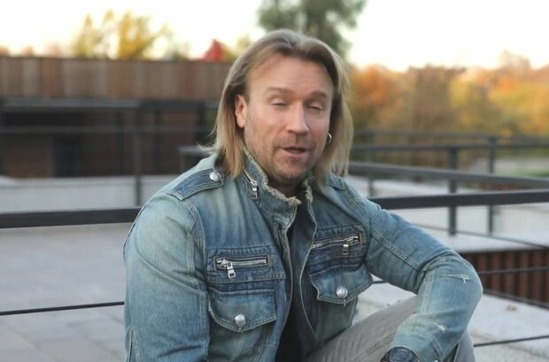 Олег Винник, скриншот: YouTube
