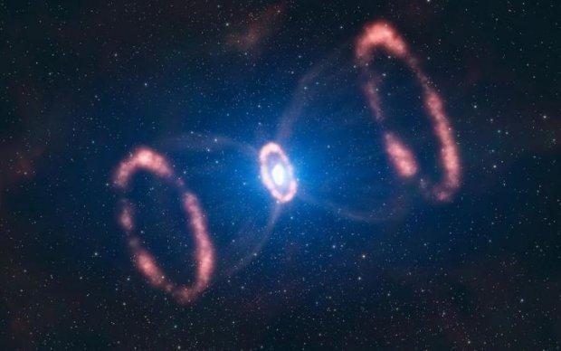 """Астрономы снова """"поймали"""" гравитационные волны"""