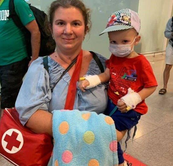 Чужих дітей не буває: півторарічний українець з останніх сил хапається за життя, земляків благають про допомогу