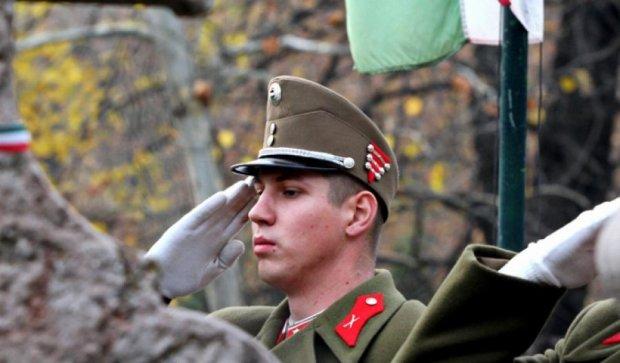 Навчання за участі українських військових почались в Угорщині