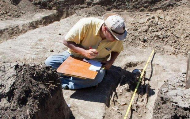 Археологи раскопали древнюю языческую реликвию