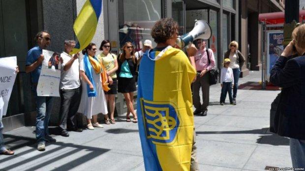 Вибор украинцев