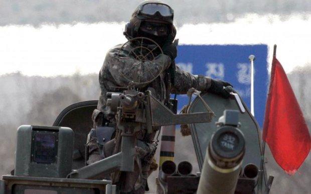 Южнокорейские военные уничтожили воздушный шар КНДР