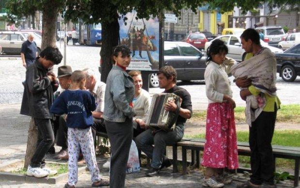 Как вши: ромы-грабители не дают жизнь киевлянам