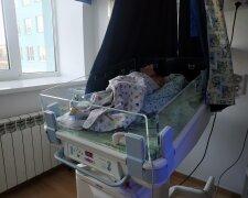 У Кривому Розі знайшли покинуте немовля, Ілюстративне фото