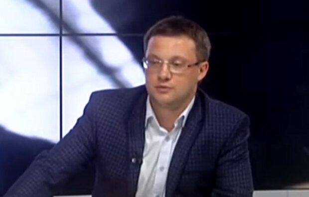 Андрій Єрашов, голова Комітету з розвитку підприємницта СУП