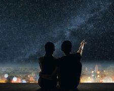 Пара дивиться на зірки, Politeka
