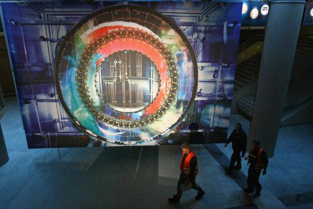 Великий адронний колайдер, фото: GettyImages