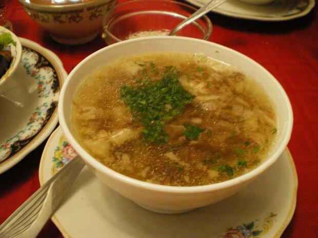 Суп-холодець, фото з відкритих джерел