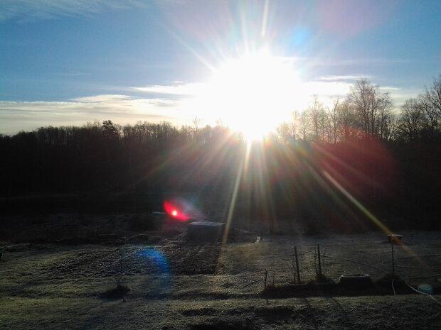 Стихия побалует Франковск 14 января: привет, весна!