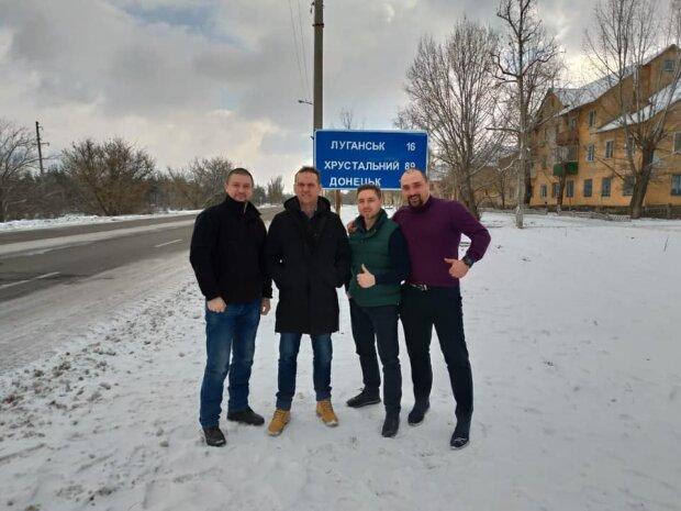 """Бывшие """"беркутовцы"""" после обмена вернулись в Киев с обращением к Зеленскому"""