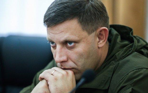 Захарченко намилився на референдум