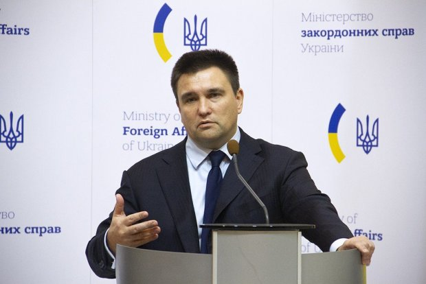 Климкин взял пример с Зеленского и анонсировал амбициозные планы: видео