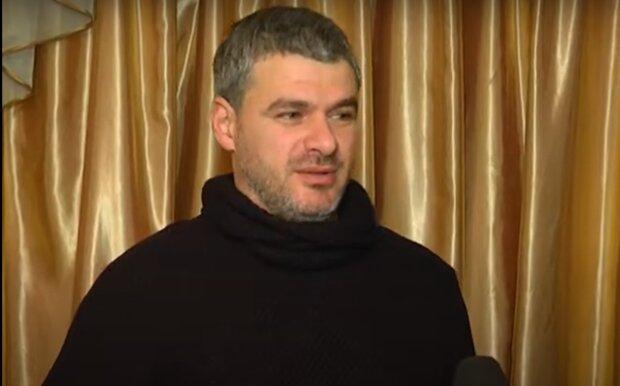 Арсен Мирзоян, скриншот из видео