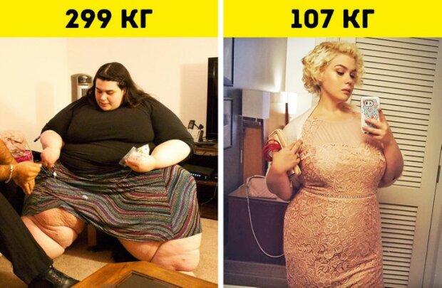 Важила 299 кілограм: дівчина взяла себе в руки і стала іншою людиною - історія великої перемоги