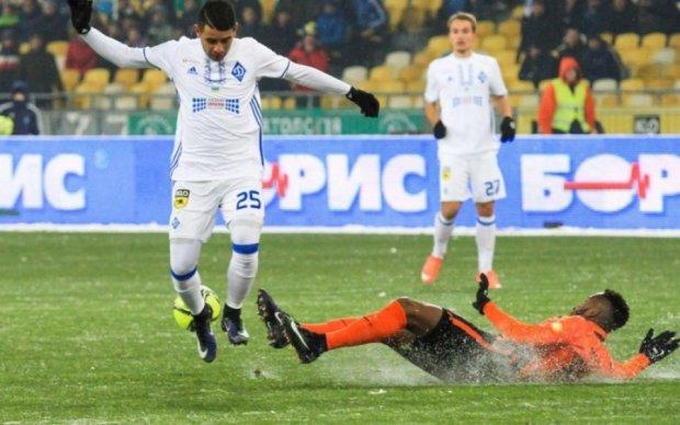 Динамо - Шахтер: Стали известны стартовые составы команд