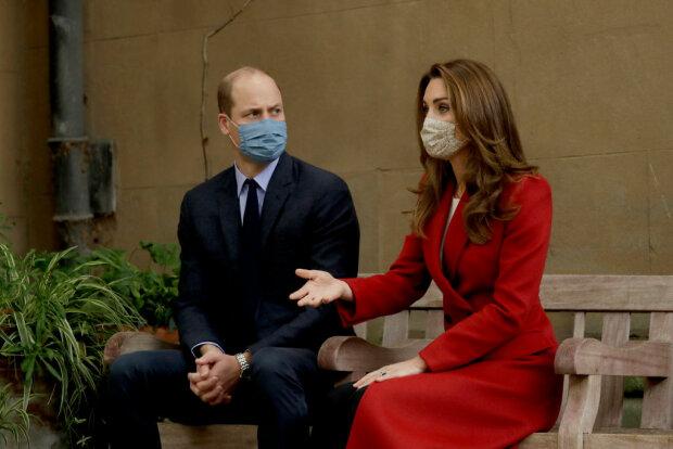 Принц Уильям и Кейт Миддлтон, фото: gettyimages