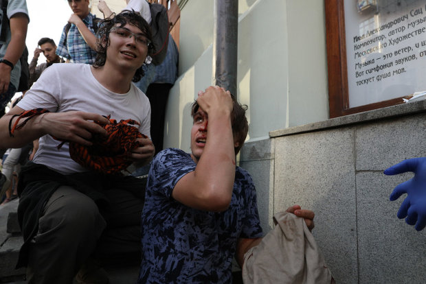 Адский митинг в Москве: поднимутся ли россияне на Майдан
