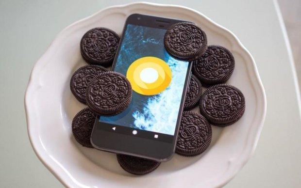 Все-таки печиво: Google оприлюднила відео запуску Android Oreo