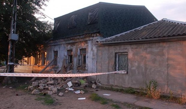 У Миколаєві через обвал будинку померла жінка
