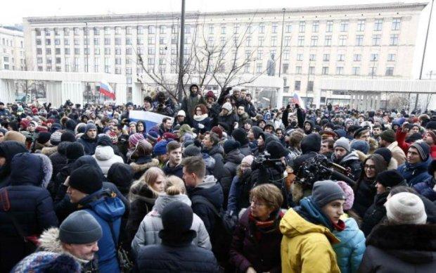 Десятки міст і сотні затриманих: Росію поглинула хвиля протестів