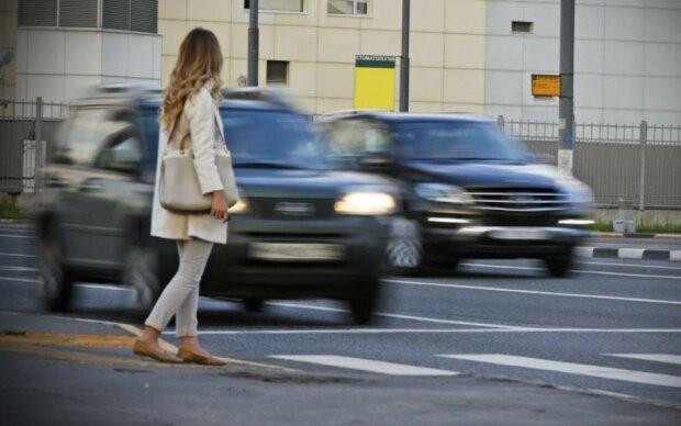 Очередной имбецил парковки довел киевлян до бешенства